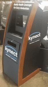 health insurance kiosks